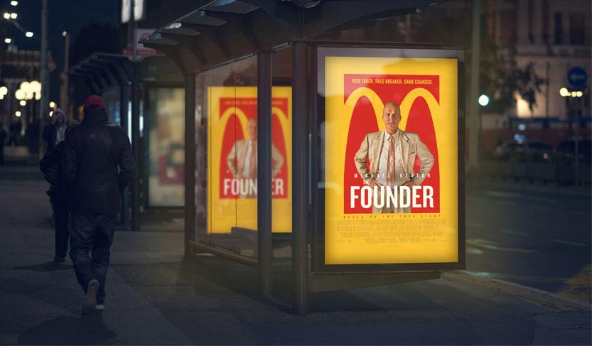 فیلم استارتاپی The Founder
