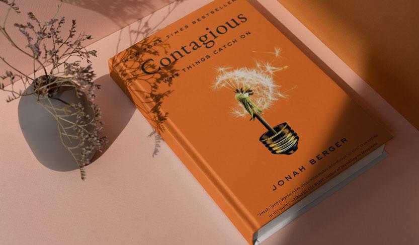یکی از بهترین کتاب های کارافرینی : کتاب مسری