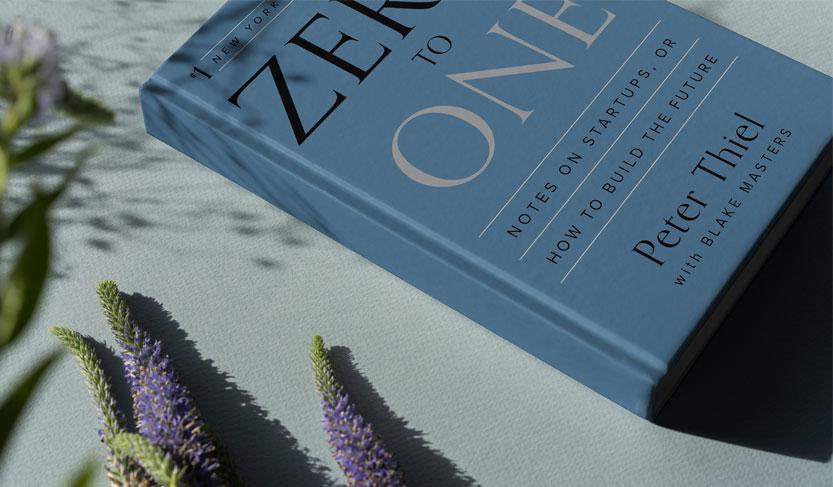 کتاب از صفر به یک یکی بهترین کتاب های استارتاپی